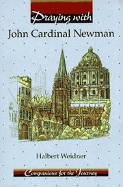 Cover of: Praying with John Cardinal Newman