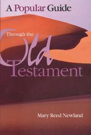 Cover of: A Popular Guide Through the Old Testament
