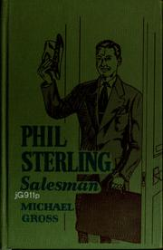 Cover of: Phil Sterling, salesman | Michael Gross