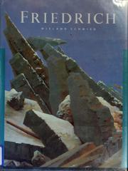 Cover of: Caspar David Friedrich | Wieland Schmied