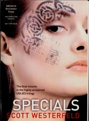Cover of: Specials