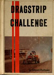 Cover of: Dragstrip challenge