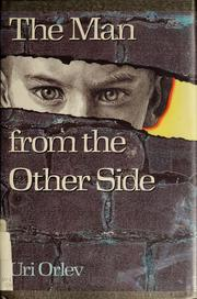 Cover of: The man from the other side