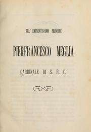 Cover of: Vita prima di S. Francesco d'Assisi