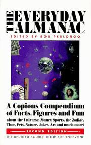 Cover of: The everyday almanac