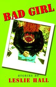 Cover of: Bad girl