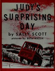 Cover of: Judy's surprising day