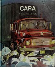 Cover of: Cara