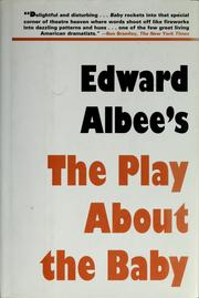 Cover of: The play about the baby