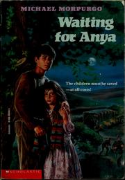 Cover of: Waiting for Anya