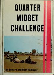 Cover of: Quarter midget challenge
