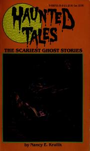 Cover of: Haunted tales