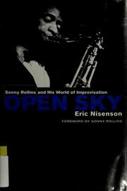 Cover of: Open sky