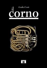 Cover of: Il corno