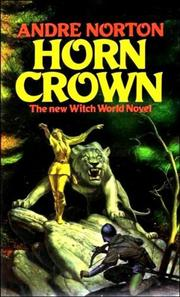 Cover of: Horn Crown | Andre Norton