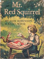 Cover of: Mr. Red Squirrel