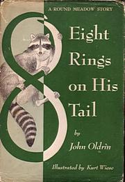 Cover of: Eight rings on his tail | John Oldrin