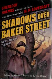 Cover of: Shadows over Baker Street | Michael Reaves