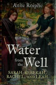 Cover of: Water from the well