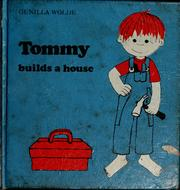 Cover of: Tommy builds a house