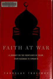 Cover of: Faith at war
