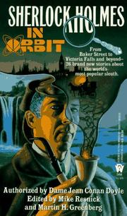 Cover of: Sherlock Holmes in Orbit