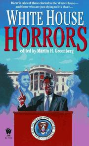 Cover of: White House Horrors