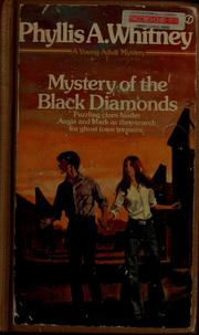 Cover of: Mystery of the black diamonds