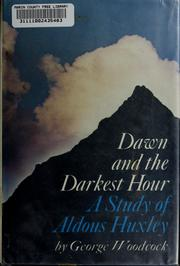Cover of: Dawn and the darkest hour
