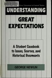 Cover of: Understanding Great expectations
