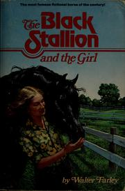 Cover of: The black stallion and the girl