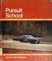 Cover of: Pursuit school