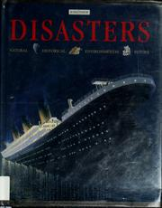 Cover of: Disasters | Ned Halley