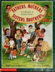 Cover of: Fathers, mothers, sisters, brothers