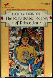 Cover of: The remarkable journey of Prince Jen