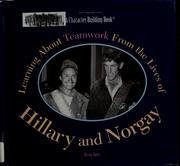 Learning about teamwork from the lives of Hillary and Norgay by Brenn Jones