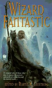 Cover of: Wizard Fantastic (Daw Book Collectors, No. 1072)