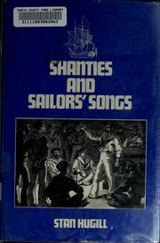Cover of: Shanties and sailors' songs