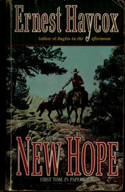 Cover of: New Hope