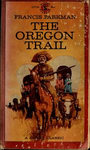Cover of: The Oregon Trail