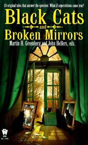 Cover of: Black cats and broken mirrors