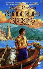 Cover of: Sunderlies Seeking | Gayle Greeno