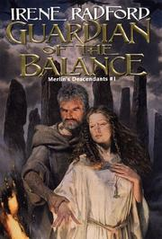 Cover of: Guardian of the balance