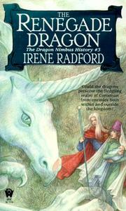 Cover of: The Renegade Dragon (Dragon Nimbus History)