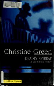 Cover of: Deadly retreat