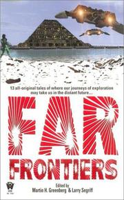 Cover of: Far frontiers | edited by Martin H. Greenberg and Larry Segriff.