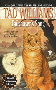 Cover of: Tailchaser's Song