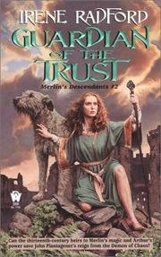 Cover of: Guardian of the Trust (Merlin's Descendants #2) (Merlin's Descendants)