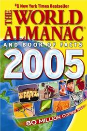 Cover of: The World Almanac and Book of Facts 2005 (World Almanac and Book of Facts) | Ken Park