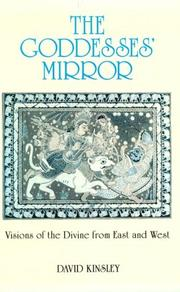 Cover of: The Goddesses' Mirror | David Kinsley